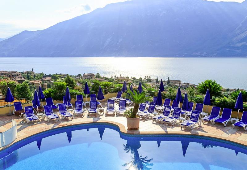 Www Hotel Christina Limone Sul Garda De