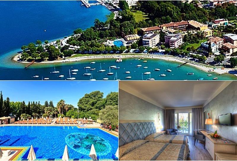 günstige Top Hotels in Italien Gardasee unter privater Leitung in ...